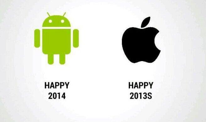 gelukkig nieuw jaar 2014